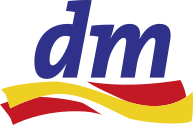Logo dm Drogerie
